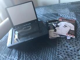 Canon printer and scanner MG2950 with ink and paper