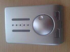 RME babyface audio interface (silver)
