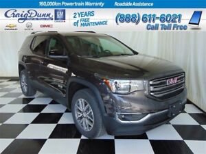 2017 GMC Acadia SLE-2 All Wheel Drive * All Terrain * Demo Clear