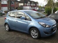 Hyundai IX20 Active Automatic 1.6i under 12300 miles