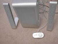 Altec Lansing FX6021 PC 2.1 Speaker System