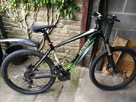 SPECIALIZED ROCK HOPPER BIKE