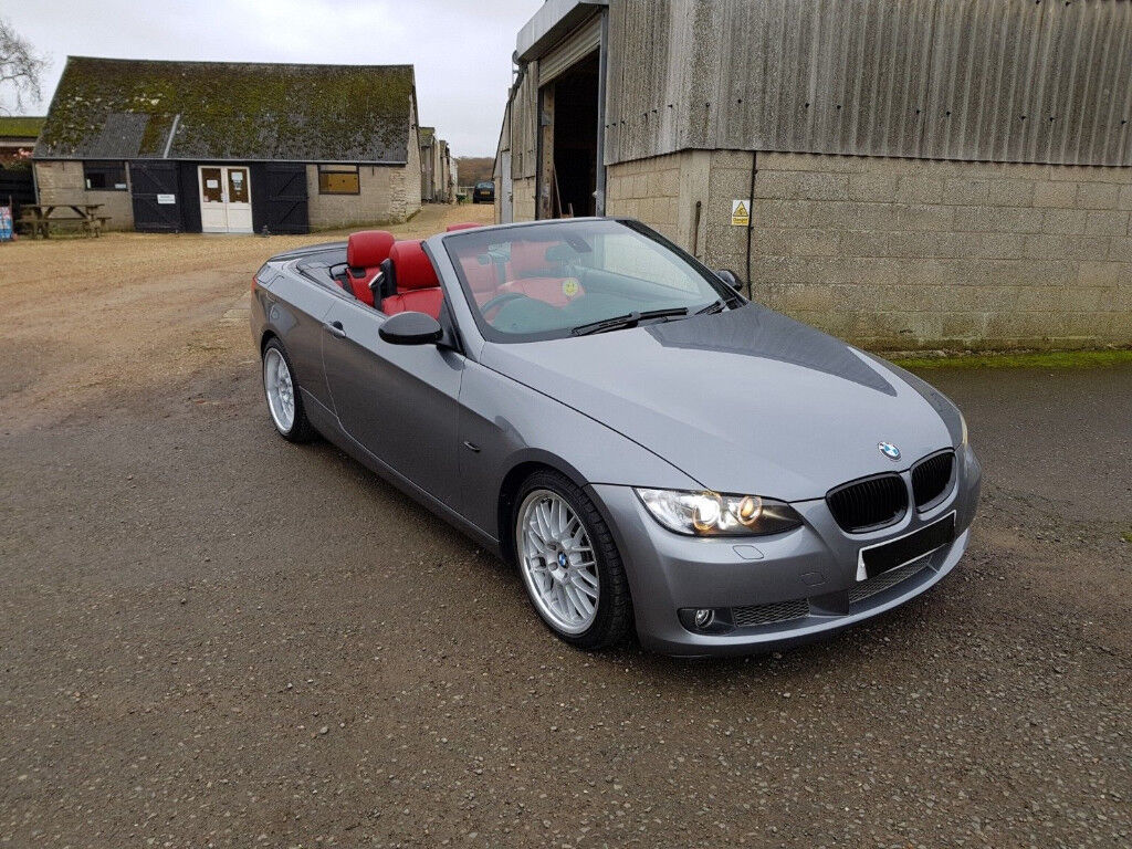 2007 bmw 335i convertible giant spec spares or repair in braintree essex gumtree. Black Bedroom Furniture Sets. Home Design Ideas