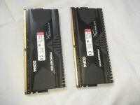 Kingston HyperX DDR4 8gb