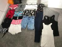 Ladies clothes size 16.