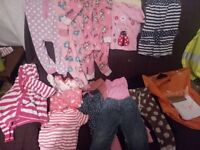2-3 year old clothes bundle