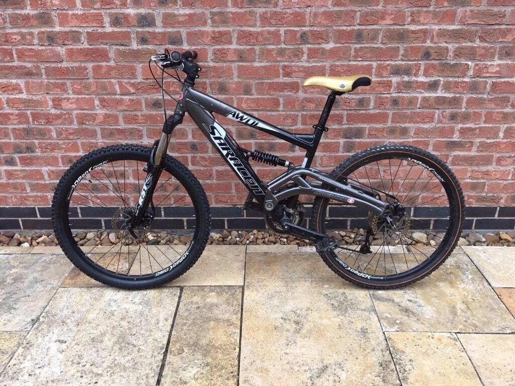 Saracen Awol Full Suspension Mountain Bike High Spec In Melton Mowbray Leicestershire Gumtree