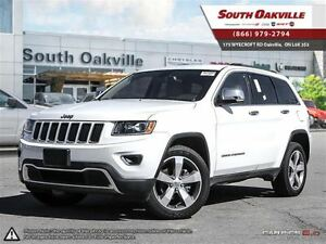 2015 Jeep Grand Cherokee Limited | 4X4 | BACKUP CAM | GPS