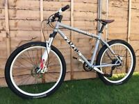 Cotic BFE hardtail mountain bike, VERY HIGH SPEC, CUSTOM, UPGRADED