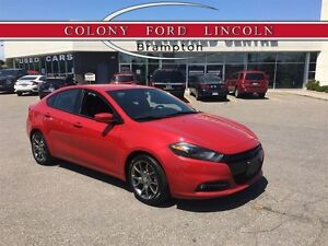 2014 Dodge Dart RALLYE APPEARANCE PKG, REAR CAMERA!