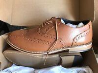 Brand New Men's Firetrap Brown Shoes UK Size 8