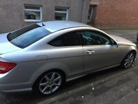 Mercedes C-Class Coupe 220 AMG For Sale