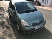 Toyota Yaris. 2 lady owners. Reliable clean and tidy