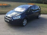 FORD S MAX TITANIUM FULLY LOADED