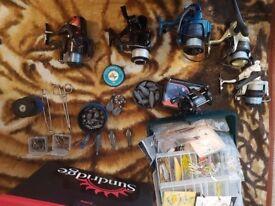 Sea fishing equipment