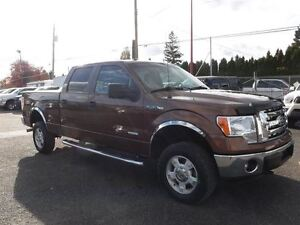 2012 Ford F-150 XLT Ecoboost Prince George British Columbia image 1