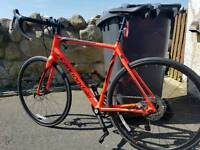 Cannondale synapse 56inch frame