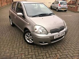 Toyota Yaris-4 Door- Colour Collection/Long MOT/Full Service History