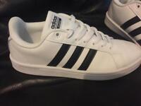 New Adidas Cloudfoam Advantage Trainers - Size 5 1/2