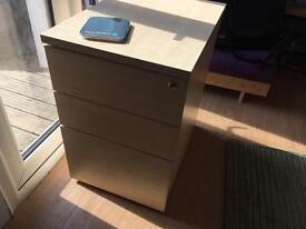 Under desk drawers
