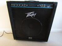 Superb Bass amp combo. Peavey 115 Bass Combo.