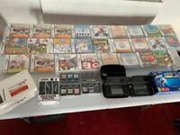 Nintendo DS XL 3D and DS Lite
