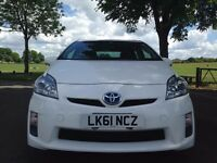Toyota Prius T4 2011 One Year MOT 1 Owner 60K Mileage SAT NAV Reverse Camera - P/x welcome