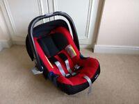 britax car seat BABY-SAFE PLUS SHR II