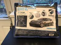 Car cover suitable for Jaguar XF