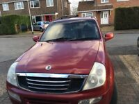 Ssangyong Rexton 2.9 2004 Automatic