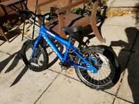 Boys bike 16 inch ridgeback