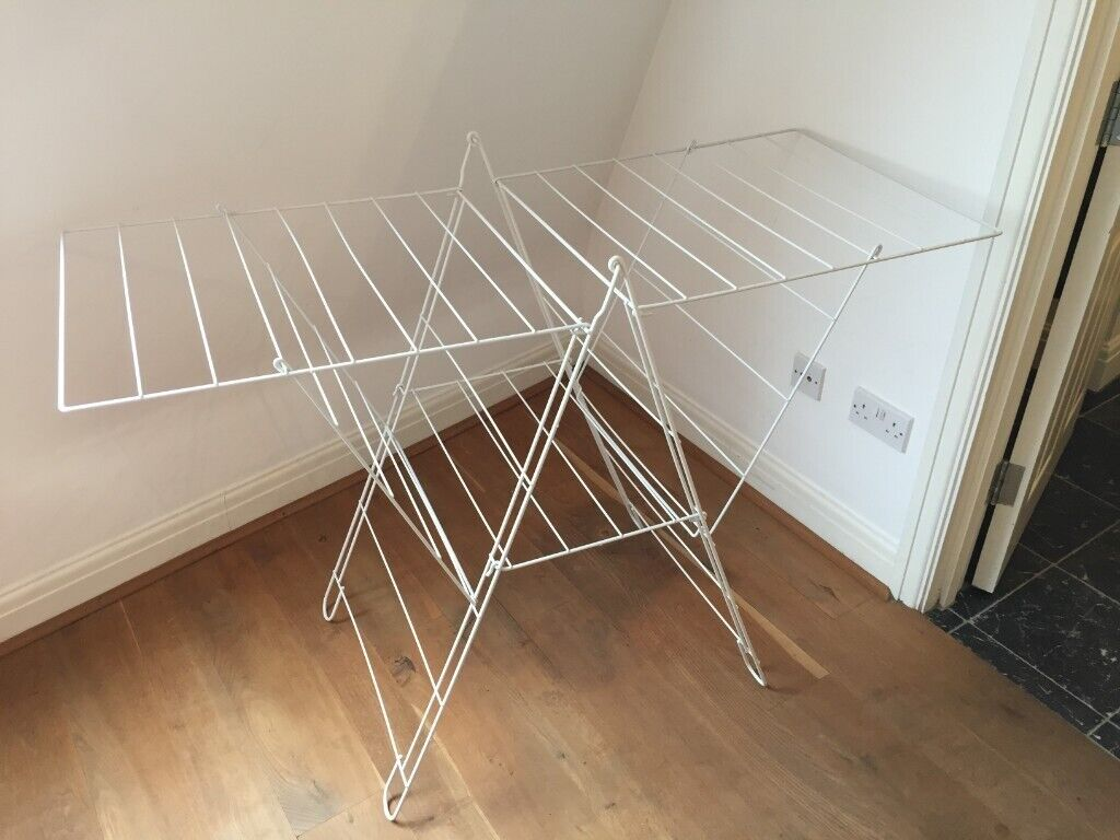 Ikea Frost Drying Rack White Only