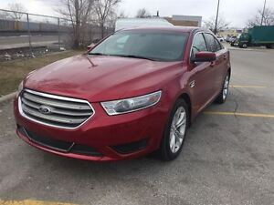 2013 Ford Taurus SEL|AWD|Flex Fuel|Leather|Heated Seats|Sunroof