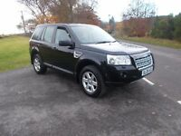 2009 09 LANDROVER FREELANDER 2.2 TD4 GS DIESEL AUTOMATIC 4X4
