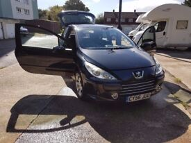 Great Example!!! Price Reduced!! 307 1.6 Petrol!! 2 Owners! LONG MOT !!