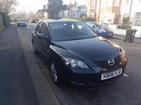 Absolutely immaculate 2006 Mazda 3 long Mot superb drive