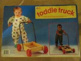 Toddle Truck and Bricks