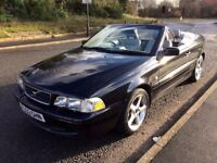 Volvo C70 2.0 T GT Convertible, FULL SERVICE HISTORY, CAMBELT DONE, MOT MAY 2018