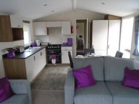 New luxery static caravan Bideford Bay Holiday Park open all year round Devon not Haven