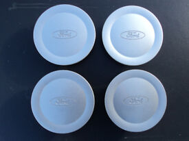 Ford FIESTA Alloy Wheel Centre HUB CAP Trim Cover 2S61-1000-BA 1140104 Set of Four 4 Caps