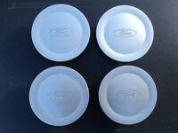 Ford FIESTA Alloy Wheel Centre HUB CAP Trim Cover 2S61-1000-BA 1140104 Set of Four 4 Caps