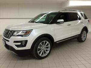2016 FORD EXPLORER LIMITED CAPITALISÉ