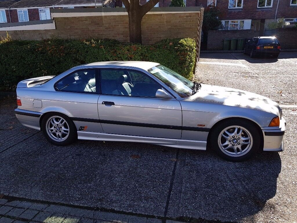 1998 Bmw E36 323i Coupe Factory Sport