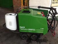 GERNI TURBO LASER 1500 HOT/COLD PRESSURE WASHER STEAM CLEANER CAR/ JET/TRUCK WASH