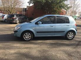 2007 Hyundai Getz 1.4L low mileage