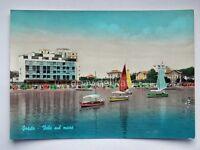 Grado Vele Sul Mare Gorizia Vecchia Cartolina -  - ebay.it