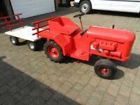 Toylander DBR childrens Ride-On Tractor