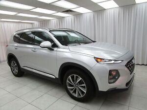 "2019 Hyundai Santa Fe ""EXECUTIVE DEMO"" SANTA FE LUXURY 2.0T TURB"