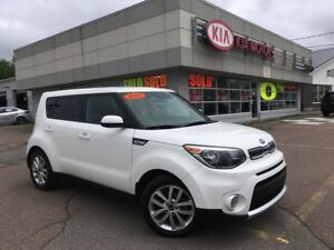 2018 Kia Soul EX Cruise, Heated Seats, BackUp Cam, Satellite Rad