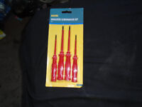 DAVIES INSULATED SCREWDRIVER SET FOR SALE